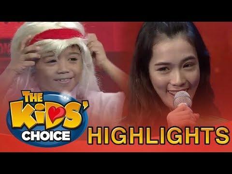 The Kids' Choice PH Highlights: Carlo, nagpakilig ala Vice Ganda kay Jackie