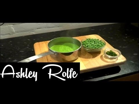 How To Make Modern Mushy Peas