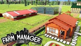 Stwórzmy własne gospodarstwo! - Farm Manager 2018 | BETA #1