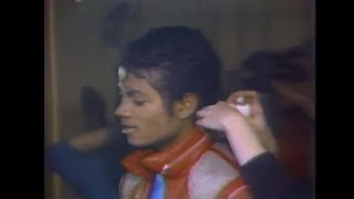 Michael Jackson Beat It Behind The Scenes
