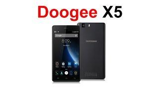 Doogee X5 - Обзор, впечатления от пользования, как перепрошивал и восстанавливал IMEI !!!