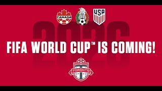 FIFA World Cup 2026 Announcement