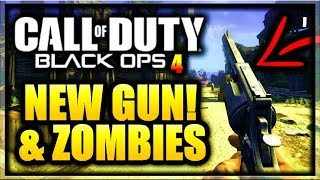 BREAKING: FIRST Call of Duty Black Ops 4 Gameplay Revealed (Black Ops 4 Zombies/New Pistol Gameplay)