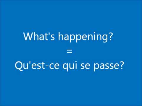Learn a Language - Let's Learn French Part 3 - Get Free French Lessons Here