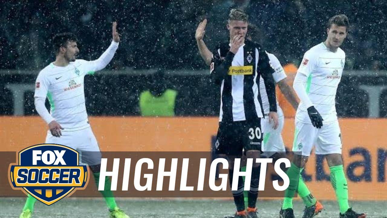gladbach bremen highlights