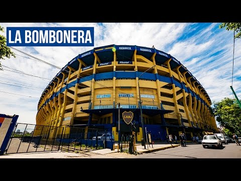 LA BOMBONERA 🇦🇷 | BOCA JUNIORS STADIUM TOUR ⚽  [4K]
