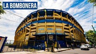 LA BOMBONERA 🇦🇷 | BOCA JUNIORS STADIUM TOUR ⚽  [4K]