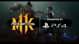 MK11 Pro Kompetition: North American League - NA West Week 2