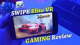 Swipe Elite VR Gaming Review| Cheapest VR Smartphone Rs.4499/- | Data Dock