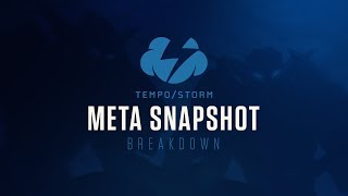Meta Snapshot heading into Witchwood [Kobolds & Catacombs[