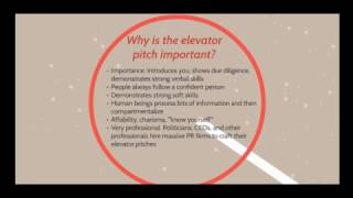 How to Form an Elevator Pitch, Part 1: Why Is the Elevator Pitch Important? | Transizion