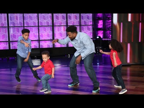 Val Santos - VAL: Tulsa Family That Went Viral For Dancing Was On Ellen & Won BIG!