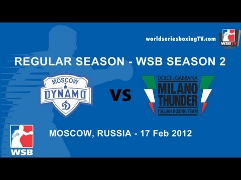 Moscow vs Milan - Week 10 WSB Season 2