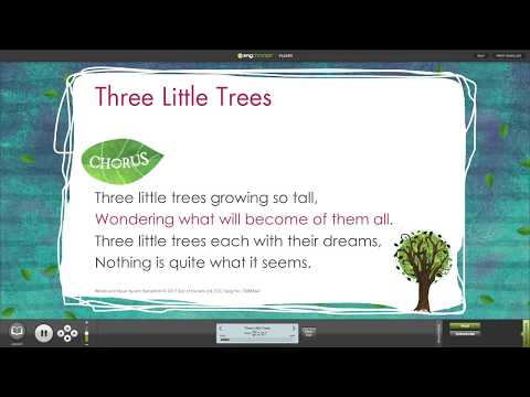 The Tale of 3 Trees Easter Musical, Song Compilation with Words on Screen™ from Out of the Ark