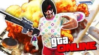 СМЕРТЕЛЬНАЯ ДОРОГА В GTA 5 ONLINE ( DEATHRUN )! #136