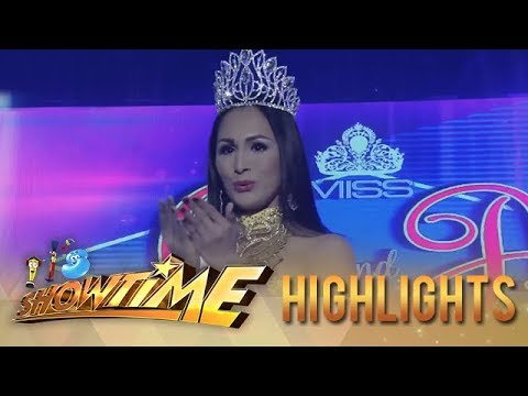 It's Showtime Miss Q & A: Nicole Quiambao Salvador defends her crown