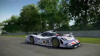 Project CARS 2 : Porsche 911 GT1 - Road America
