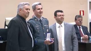Entrega das Medalhas Civil e Militar encerra homenagens de 2019