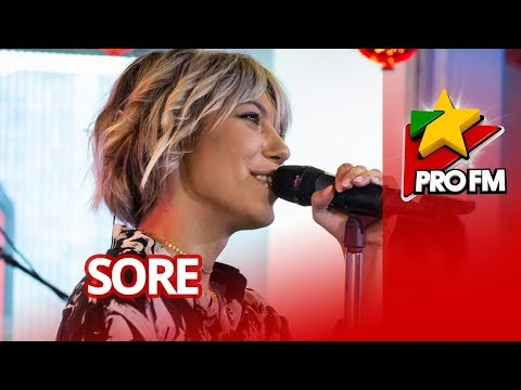 SORE - O sa uit | ProFM LIVE Session (PREMIERA)