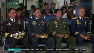 "Duterte tells UN rapporteur to ""go to hell"""