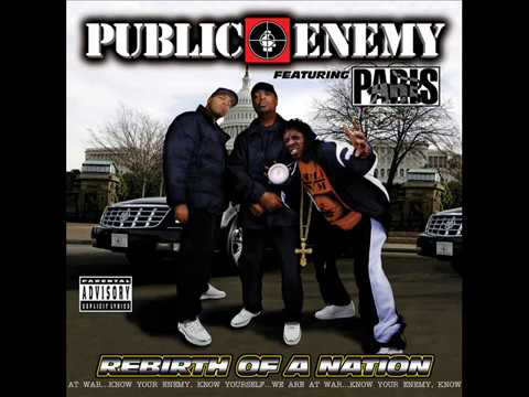 Public Enemy-Rebirth Of A Nation{FULL ALBUM}(2006)