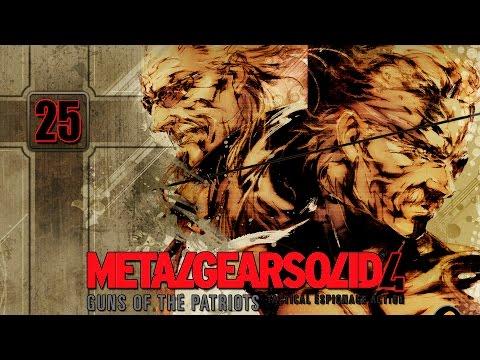 Metal Gear Solid 4-Hors-série- WR 1:32:56 en multi segment !