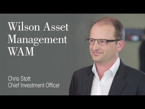 Wilson Asset Management (ASX:WAM): Chris Stott, Chief Investment Officer