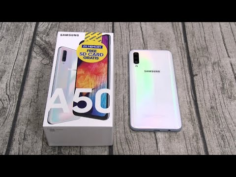 """Samsung A50 """"Real Review"""""""