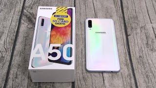 "Samsung A50 ""Real Review"""
