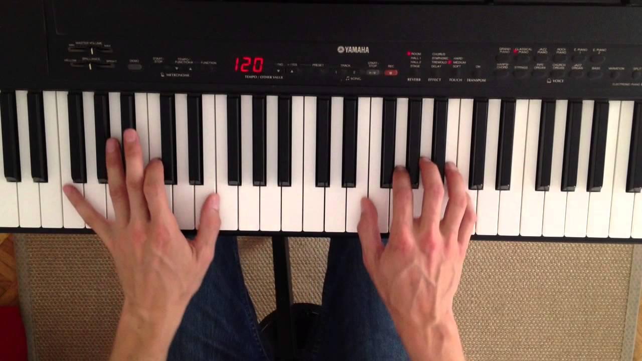 """Ver Como tocar """"Una mattina"""" de Ludovico einaudi en piano (BSO de """"Intocable"""") en Español"""