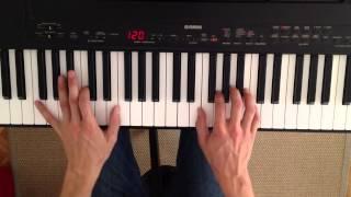 """Como tocar """"Una mattina"""" de Ludovico einaudi en piano (BSO de """"Intocable"""")"""