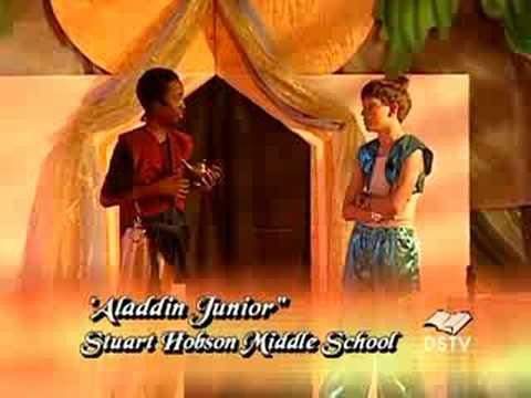 Aladdin Junior Presented by Stuart-Hobson Middle School