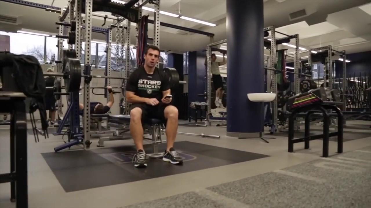 Bethel University Hockey Recruitment - YouTube