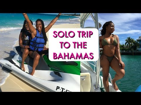 First Solo Trip(Cruise) To The Bahamas | Vlog