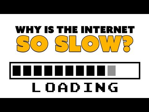 Why is the Internet SO SLOW? – The Know Tech News