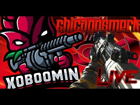 INFINITE WARFARE GRINDING TO MP30 AND 1K SUBS INTERACTIVE STREAMER PROUD MEMBER OF XOBOOMIN  SQW