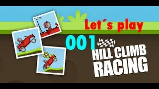 Let´s play Hill Climb Racing #1 - es geht los [Deutsch/HD]