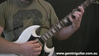 Blackened Atmospheres - Colourful & Depressing Chord Progression