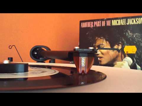 Requested Song: Michael Jackson - Another Part Of Me (Vinyl