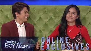 TWBA Online Exclusive: CK and Vivoree take speed drawing challenge