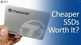 Are Cheaper SSDs Worth It?
