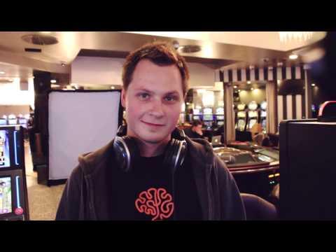 RAZ:UM production - Casino Belvedere - BEHIND THE SCENES