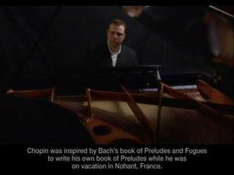 Tzvi Erez plays Chopin's Prelude No. 20 in C Minor