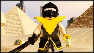 Lego Marvel Superheroes 2 Mortal Kombat! Customs!