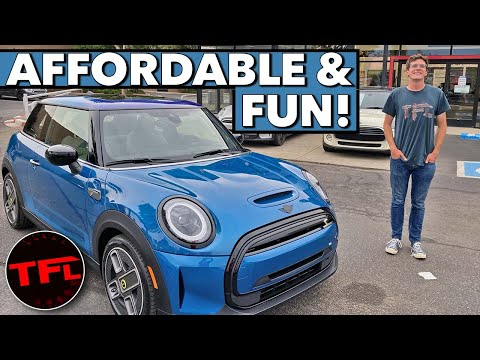 We Bought The Cheapest New Electric Car You Can Buy!