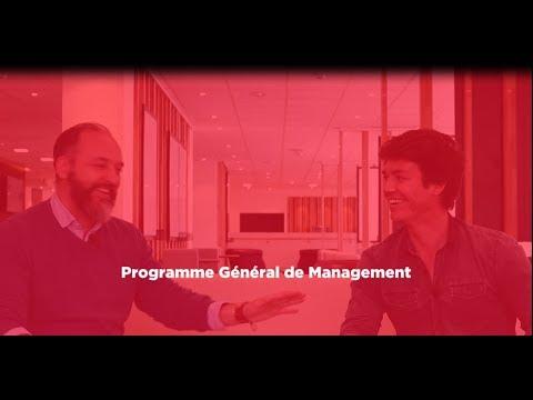 Témoignage de Sacha Theocharis et Emmanuel Mathias - Programme Général de Management
