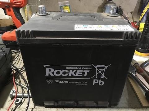 АКБ Rocket