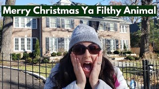 Visiting The Home Alone House in Chicago, Illinois