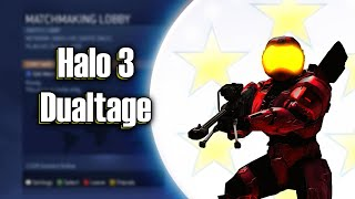 Tommy Kost & Gennexxt - Halo 3 Dualtage (100% Level 50 MLG)