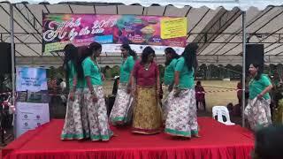 Holi dance by sampada-dance studio